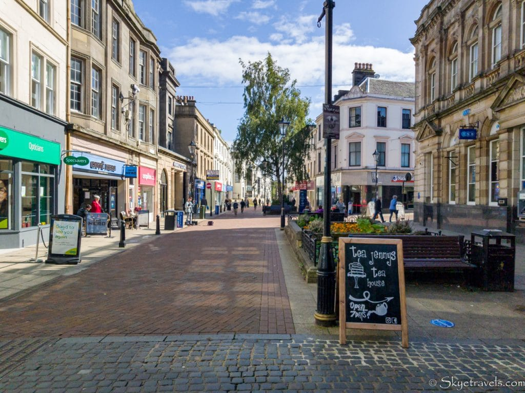 Falkirk City Center