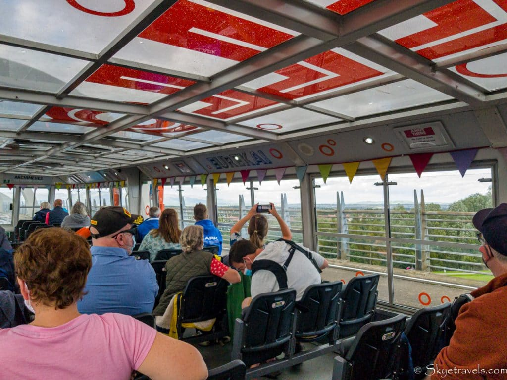 Falkirk Wheel Boat Tour
