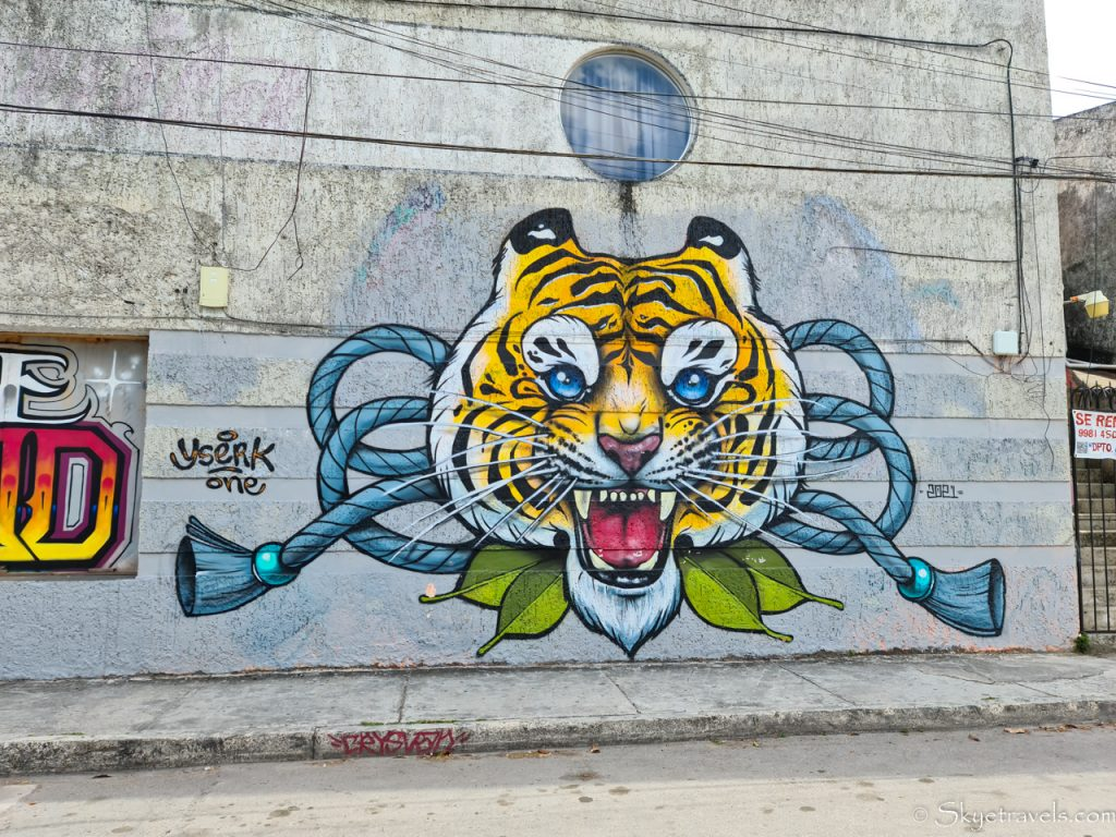 Cancun Street Art