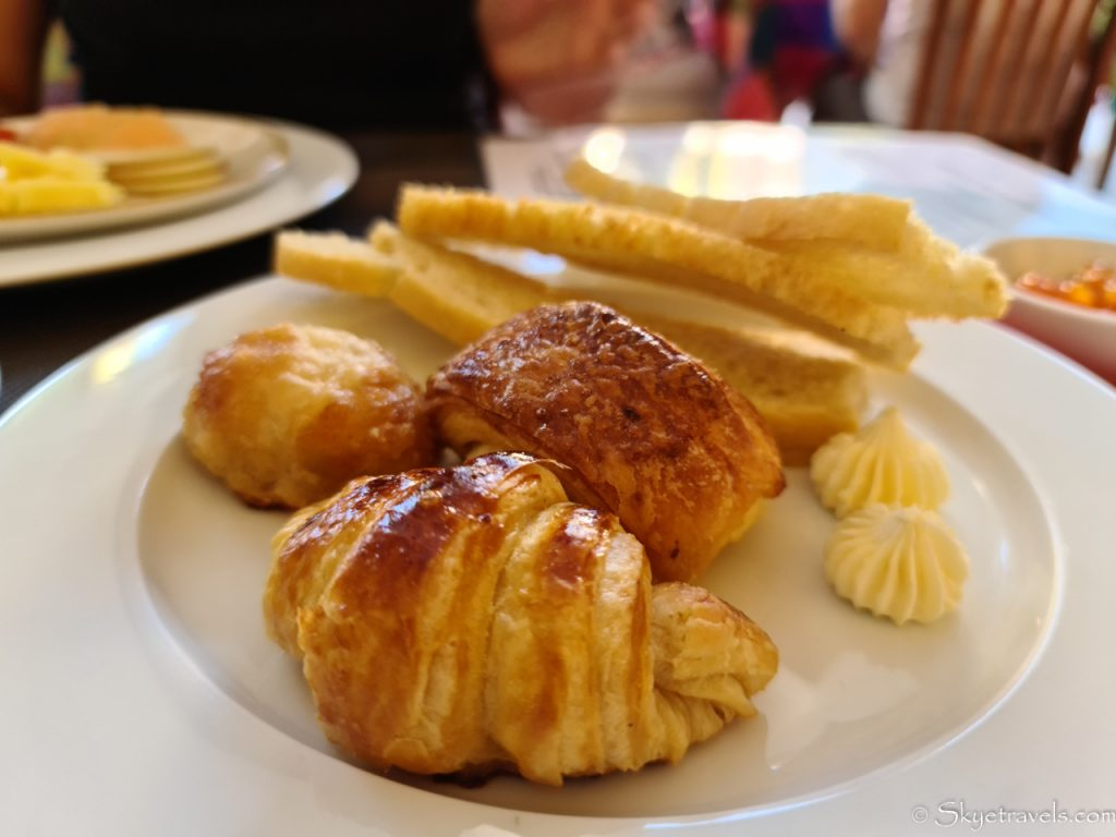 Homemade Pastries at the Merida Santiago Hotel Boutique
