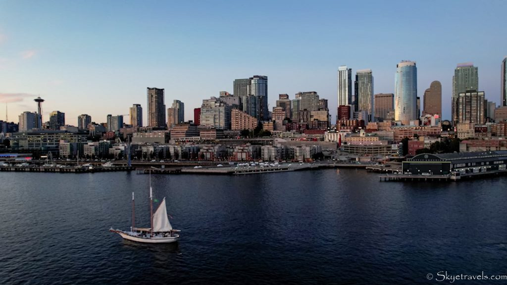 Visiting Seattle Waterfront